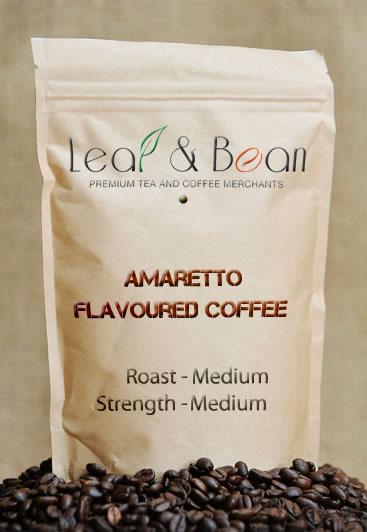 Amaretto-Flavoured-Coffee