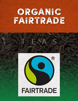 Organic/Fairtrade Teas