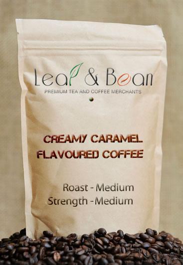 Creamy-Caramel-Flavoured-Coffee