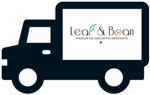 Leaf and Bean Delivery Van