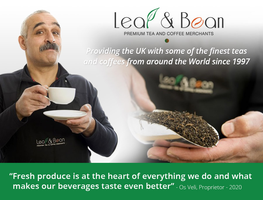 Fresh produce is at the heart of everything we do and what makes our beverages taste even better