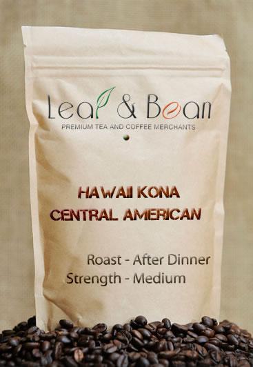 Hawaii-Kona-Central-American