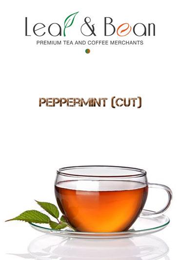 Peppermint-(cut) Tea